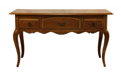 Cariolet Leg Console Table